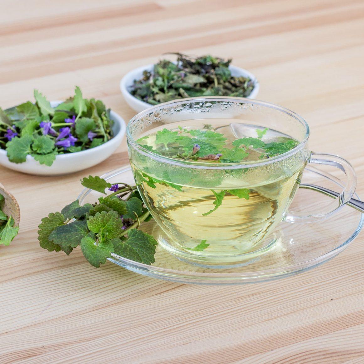 Для Похудения Чай Травы.